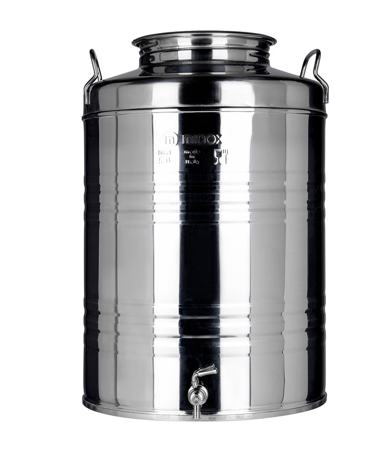 Oil containers and barrels – seamed drum